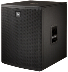 EV  ELX118超低音箱