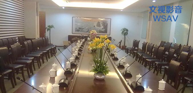 青州锦绣江南酒店会议室
